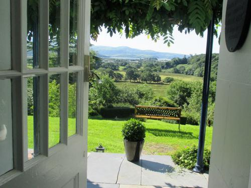"In the words of esteemed Welsh artist Sir Kyffin Williams ""The view from its veranda was among the finest in Europe""."