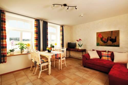 Apartment-Standard-Eigenes Badezimmer-Terrasse