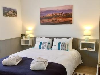 Double room 3 - Queen size bed - 160x200cm
