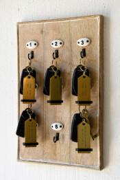 Les clés de nos hôtes