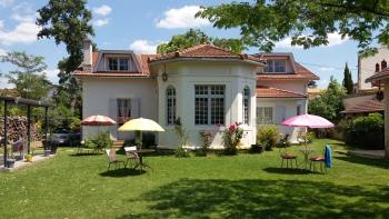 La villa Glen-Tara et son jardin zen