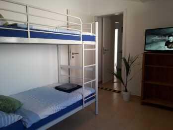Zweibettzimmer-Economy-Ensuite Dusche