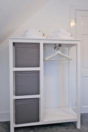 Wardrobe, Storage in each bedroom as well as linen and fluffy towels supplied as standard.  All laundry is to best practice standards