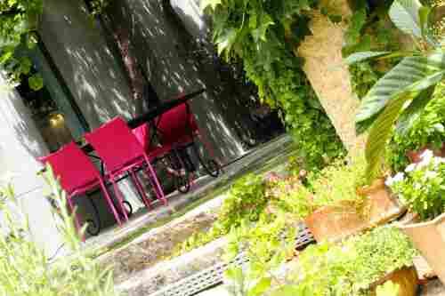 Studio-Premium-Salle de bain-Terrasse - Tarif de base
