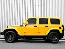 Jeep Wrangler- 4D