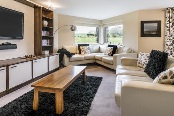 Golf Apartment @ Carus Green - Lounge