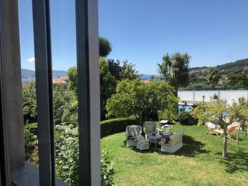vista ventana habitacion
