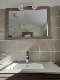 salle de bain chambre shabby