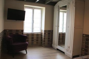 Chambre 3 - 1er étage avec coin salon & TV