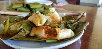 Traditional Island food