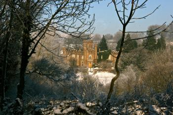 Winter at Augill Castle