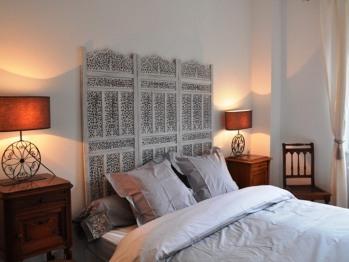 Gîte***** Sud Alsace chambre 2 - 2 lits simples ou un lit double