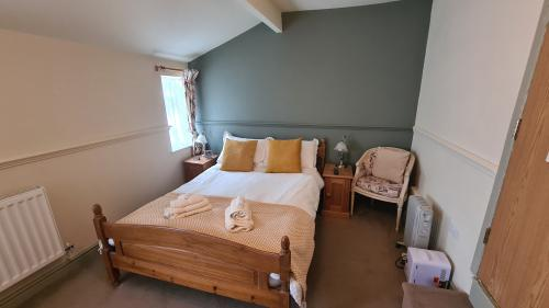Double room-Classic-Ensuite with Shower-Garden View