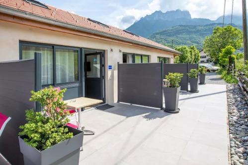 Appartement-Confort-Salle de bain-Vue sur le golf-Ecureuil - Tarif Evivo
