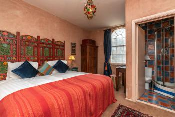 Moroccan | Superior Double Guest Room | Blanch House