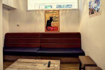 Living Area/ The Den