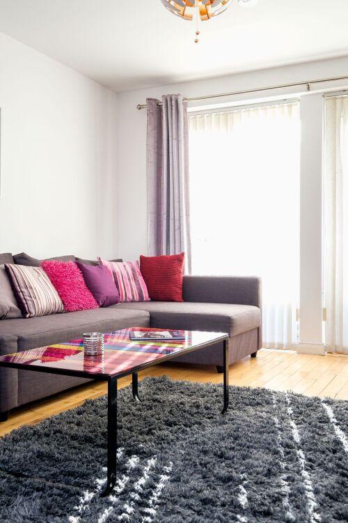 Apartment-Deluxe-Private Bathroom-Balcony-4 Bedroom