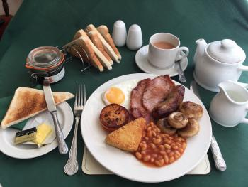 Award Winning English Breakfast