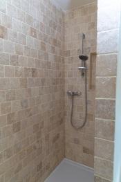 Shower in Family Bathroom