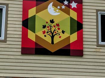 Our Barn Quilt!