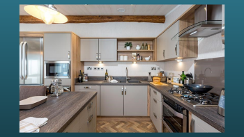 Fully fitted Kitchen with all the essentials