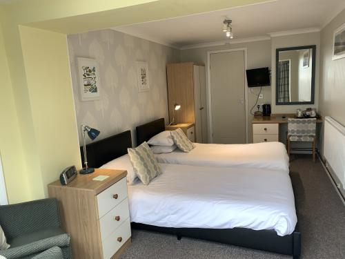 Motel Twin-Twin room-Ensuite