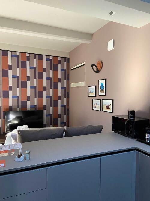 4-Suite-Familiare-Bagno in camera con doccia-Vista sul fiume - Diretta
