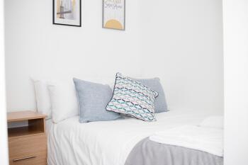 68 Bracken House  - Double bedroom