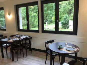 Salle restaurant La table du chiroulet