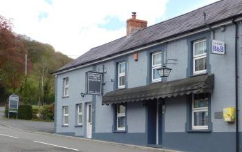 Afon Duad Inn - Afon Duad Inn & Dolau Cottage