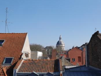 Vue depuis l'appartement  Le Flandres