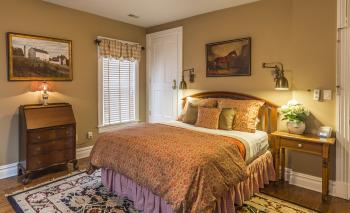 Hunterdon guest room