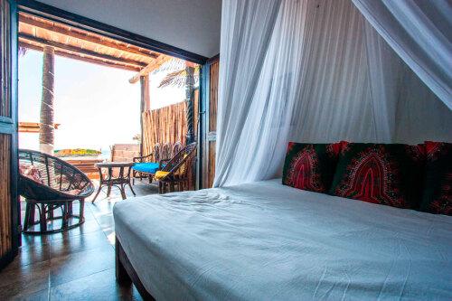 Suite-Premium-DBL-Baño con ducha-Vista al Mar - Tarifa Base
