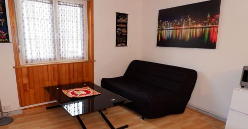 Salon de l'appartement Cosy 1