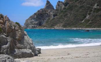 Traumhafte Bucht einsam gelegen © Ferienwohnung Casa Belle Vacanze