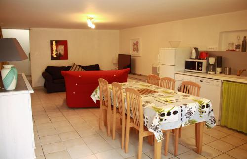 Gîtes de Montvaltin DUPLEX 65 m²