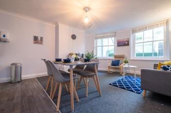 Brunswick in Brighton and Hove by 9S Living - living room