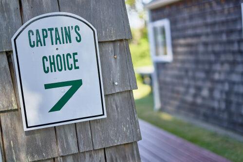 #7 Captain's Choice