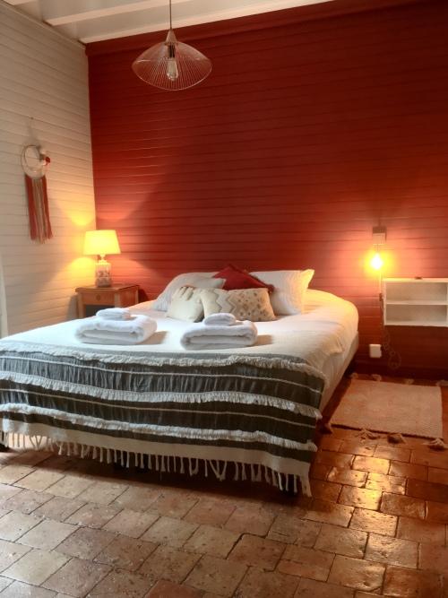 La Bohème -Double-Confort-Salle de bain-Vue sur Jardin - Tarif de base
