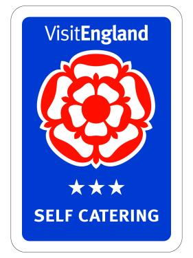 Visit England 3 Star rating