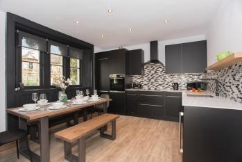 Locksbrook Lodge - Kitchen, dinning room