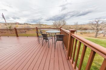 Red Butte Ranch Outdoor Dining Table