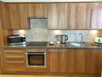 Kitchenette Apartment 003