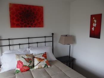 Suite 203 Bedroom