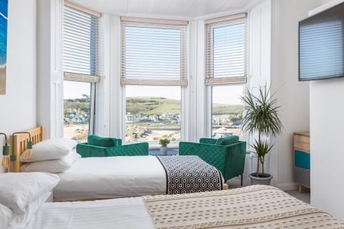 Double or Twin-Ensuite-Sea View - Base Rate