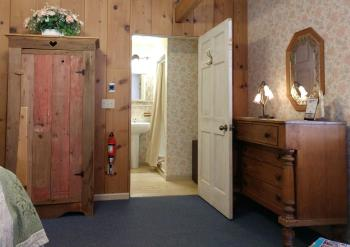 Garden Room #2 Bathroom Entrance