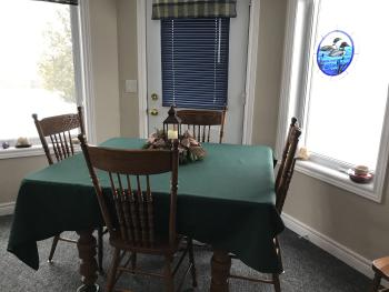Another Guest Dining area