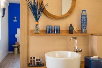 Chambre IKB 4 Salle de douche à l'italienne
