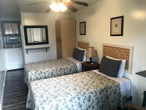 Deluxe Room with Two Twin Beds and AC