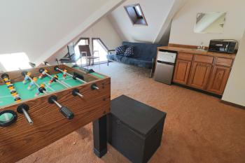 Game Room & Additional Futon
